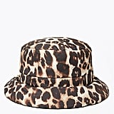 Marks and Spencer Leopard Print Bucket Hat