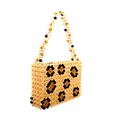 Susan Alexandra Mini Leopard Bag