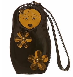 Russian Doll Clutch Bag