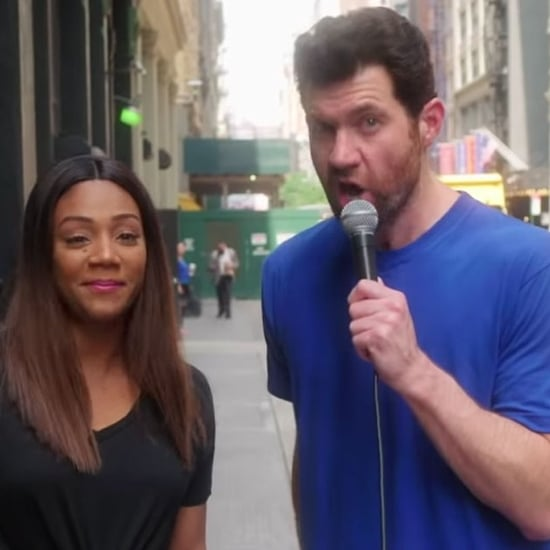 Billy on the Street With Tiffany Haddish Video