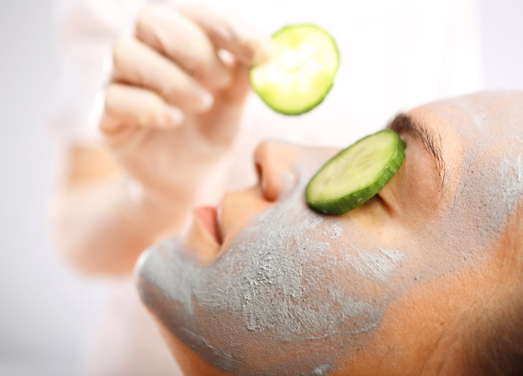 Decrease puffiness under the eyes