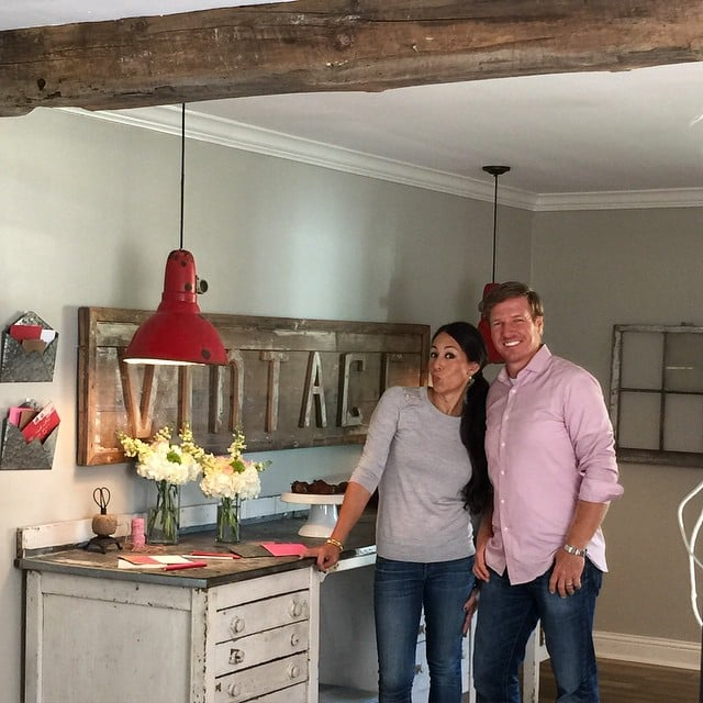 Vintage Decorating Ideas From Joanna Gaines