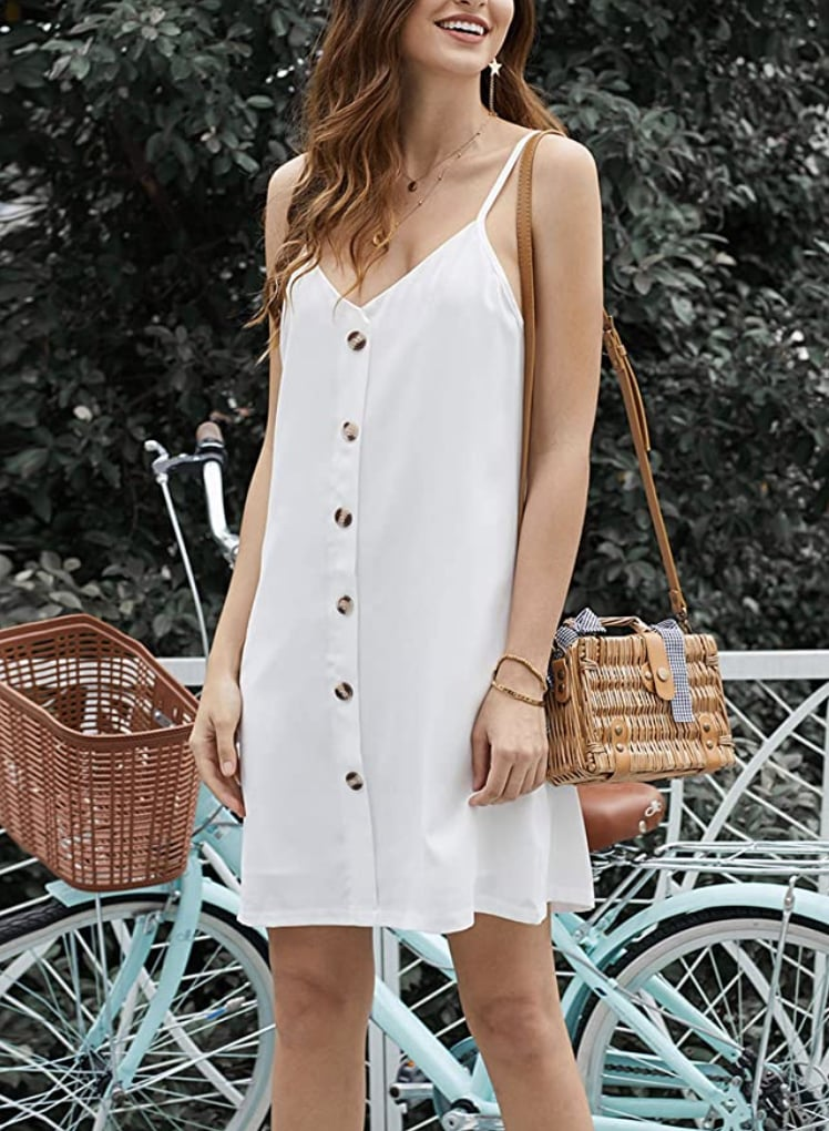Chase Secret Sleeveless Mini Dress