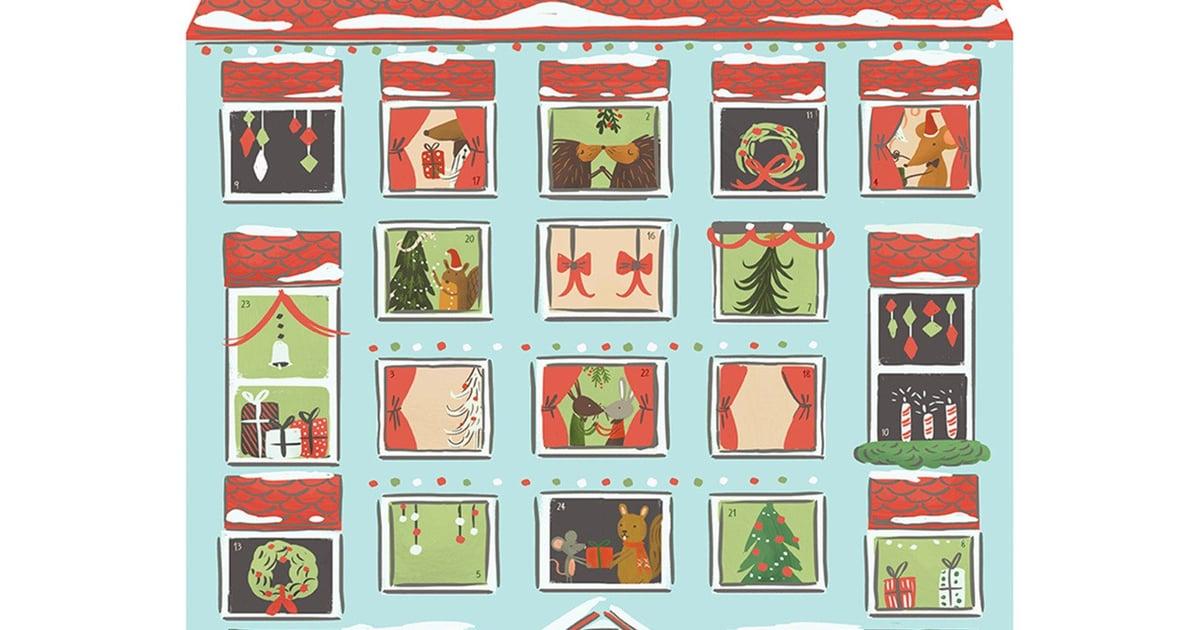 best advent calendars for kids 2019 popsugar family. Black Bedroom Furniture Sets. Home Design Ideas