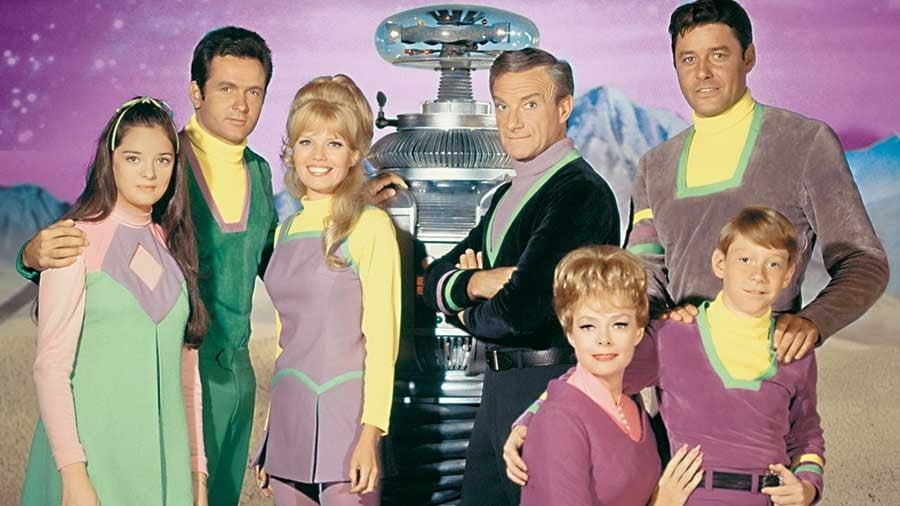 Original Lost in Space Cast
