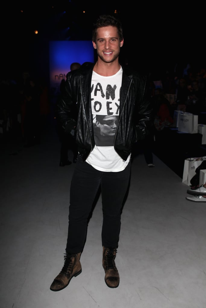 Dan Ewing at Nana Judy