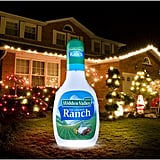 Inflatable Hidden Valley Ranch Bottle