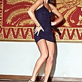 "Victoria Beckham's Iconic ""Posh Spice"" LBD"