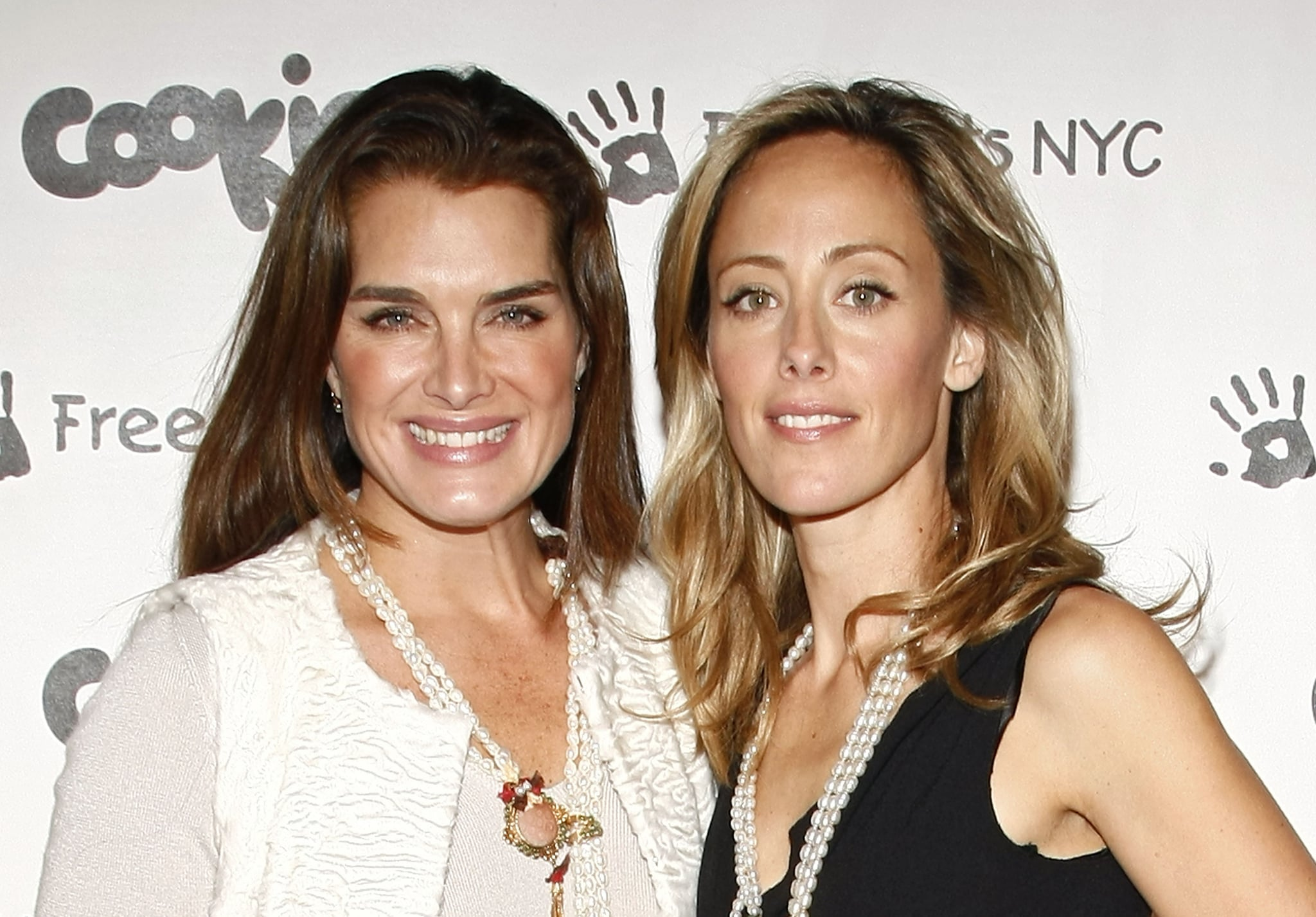 Photos of Kim Raver and Brooke Shields — Who Denies that ...
