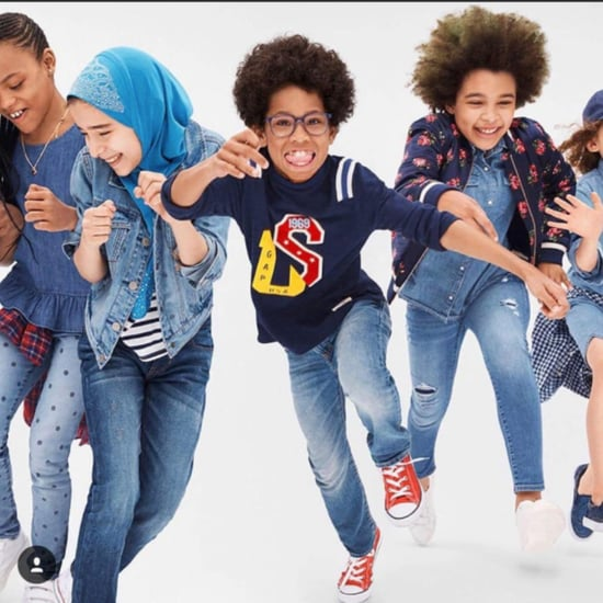 Gap Ad Includes a Girl Wearing a Hijab