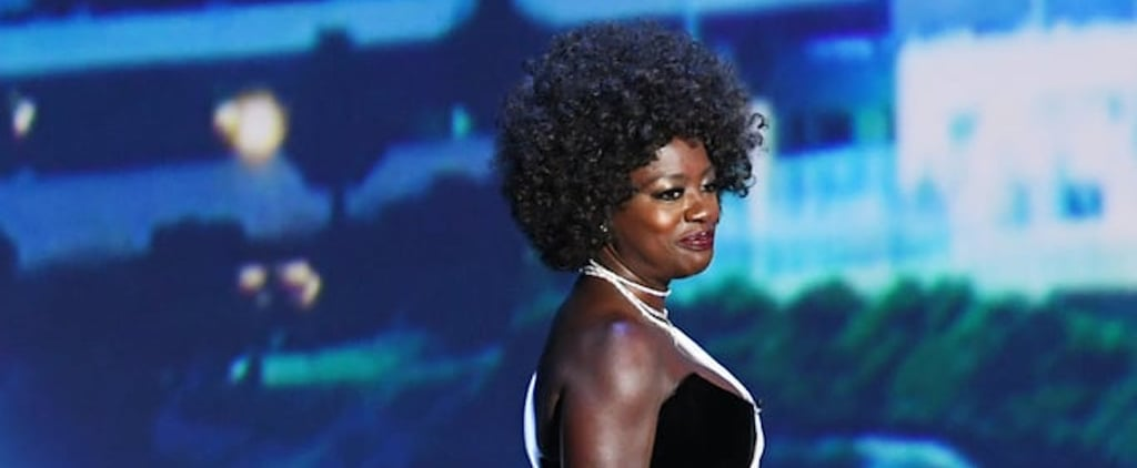 Viola Davis Explains Why She Wore Sneakers at the Emmys