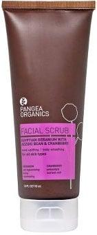 Pangea Organics Egyptian Geranium with Adzuki Bean & Cranberry Facial Scrub Sweepstakes Rules
