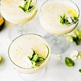 Honey Mint Melon Mocktail