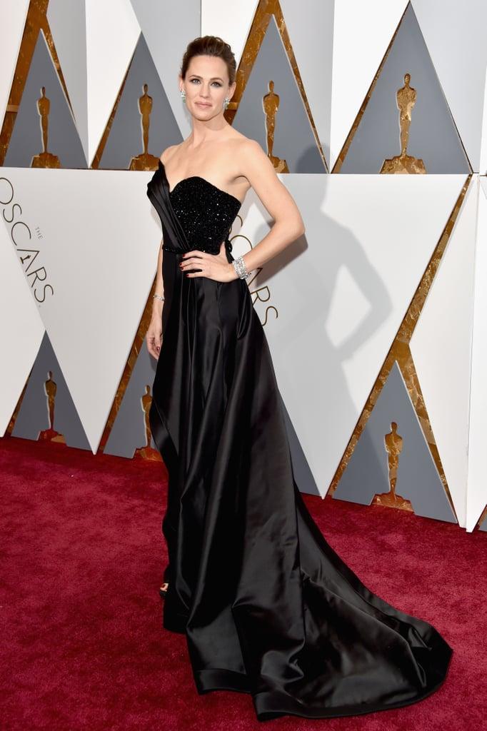 Are You a Fan of Jennifer's Dark Versace Look?