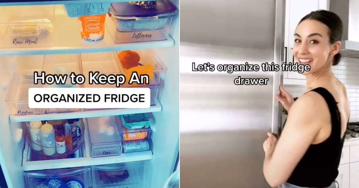 16 Fridge Organization Tips From TikTok That Will Inspire You to Be Clutter-Free and Clean