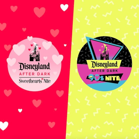 Disneyland Sweethearts' Nite and '90s Nite Events 2019