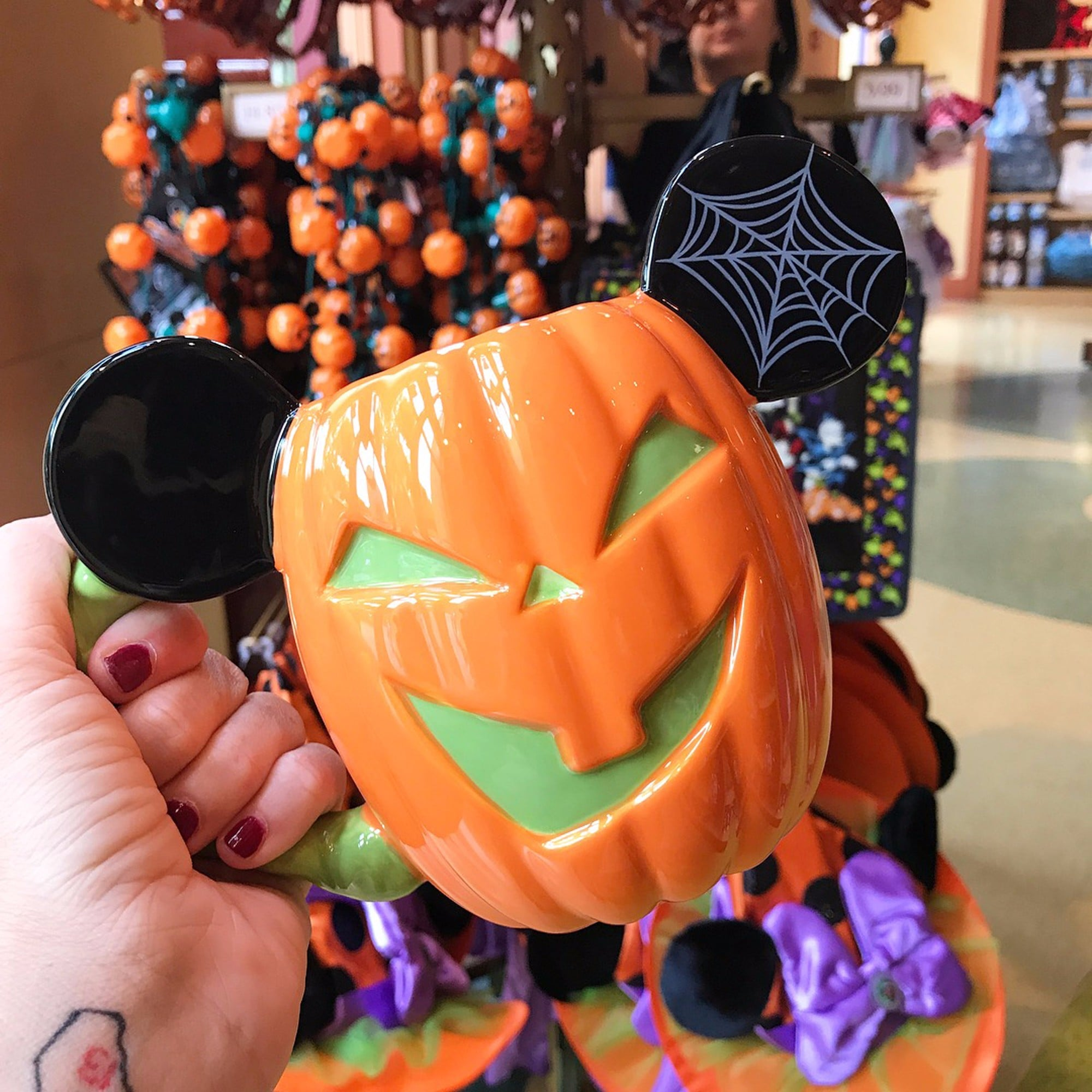 disneyland halloween merchandise 2017 popsugar smart living
