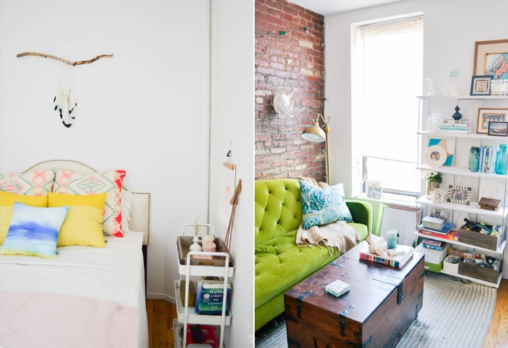 Decorating Tips to Maximize a Small Space | POPSUGAR Home