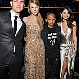 When he was the star next to Taylor, Jaden Smith, and Selena Gomez.