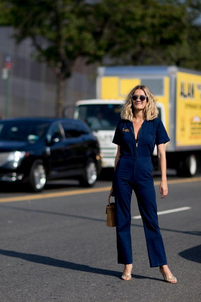 Anne-Laure Mais at New York Fashion Week Spring 2017