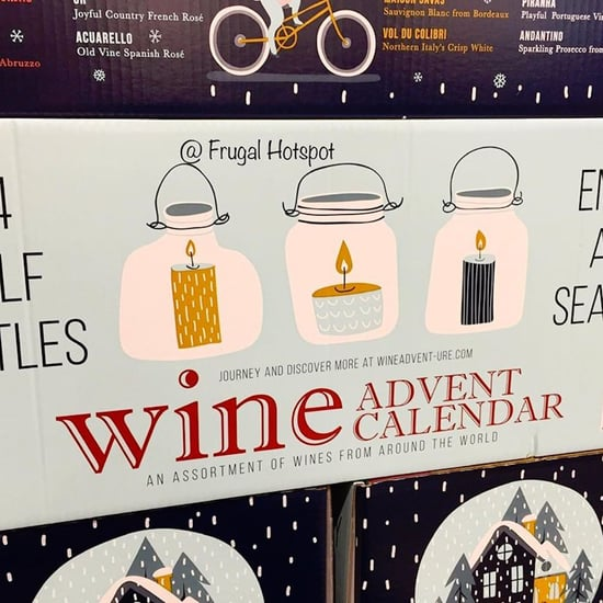 Costco's $100 Wine Advent Calendar Includes 24 Half-Bottles