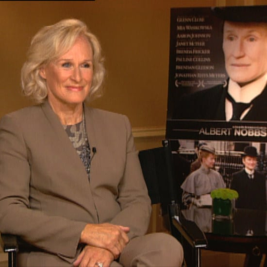 Glenn Close Video Interview For Albert Nobbs