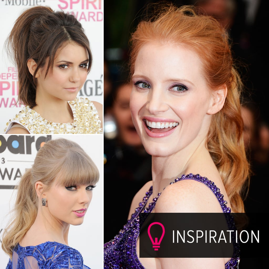 Ponytail | Celebrity Pictures