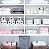 What should every linen closet <i>not</i> have?