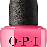 OPI Nail Lacquer in VIPink Passes