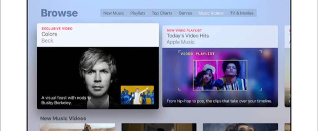 Apple Music to Stream Videos
