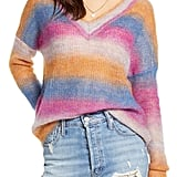 ASTR the Label Ombré Sweater