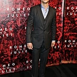 American Idol alum Justin Guarini is also featured in the play.