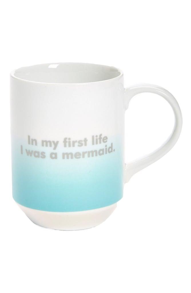 Fringe Studio Mermaid Mug ($12)