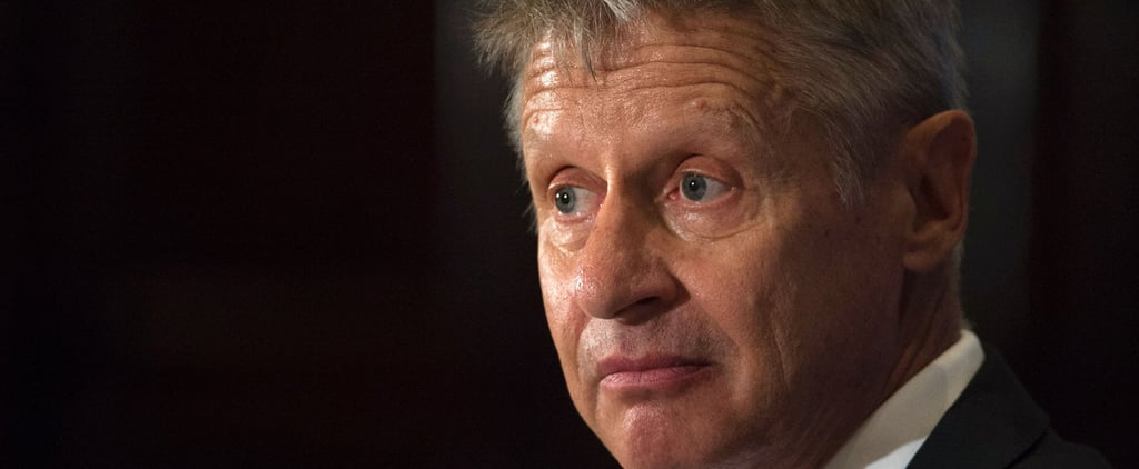 You Will Cringe Watching Gary Johnson Struggle to Name a Foreign Leader