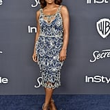 Janet Mock at the 2020 Golden Globes Afterparty