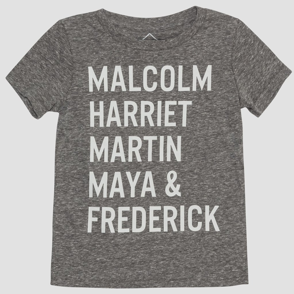 Target Shirts For Kids Celebrating Black History Month