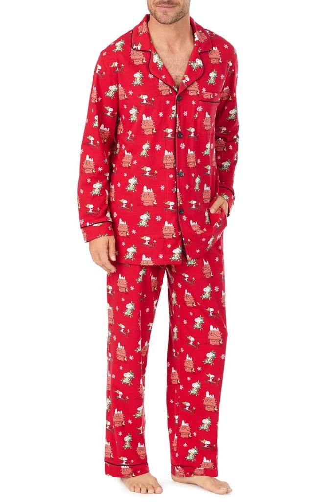 BedHead Pajamas Snoopy Pajama Set