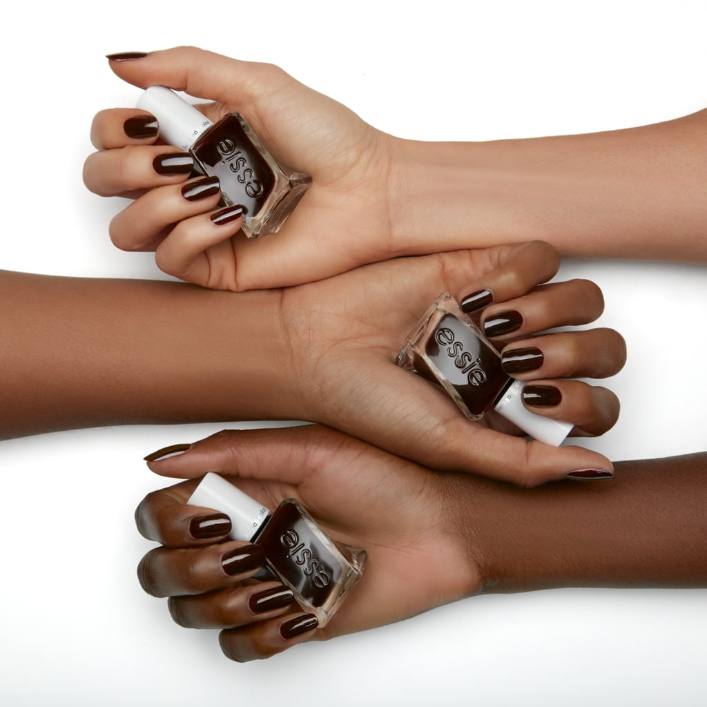 Essie Enchanted Gel Couture Nail Polish in Good Knight Swatches ...