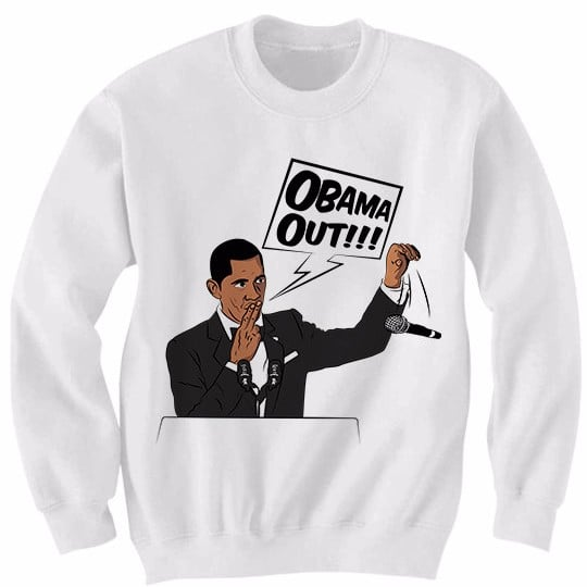 Obama Clothing and Accessories