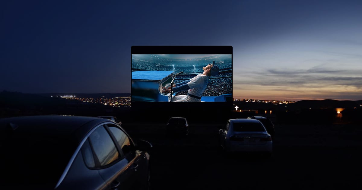 Outdoor Cinemas Are Being Replaced With Drive-Ins to Allow For Social Distancing