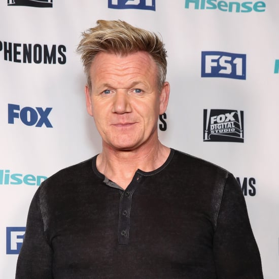 Gordon Ramsay Is Launching a Vegan Pizza