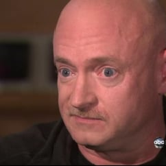 Interview With Gabrielle Giffords's Husband Mark Kelly