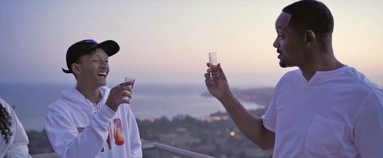 Will Smith's Speech on Jaden's 21st Birthday Video