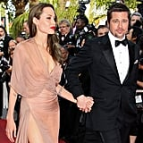 Brad and Angelina's Promotional Whirlwind
