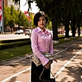 A Student in Pyongyang