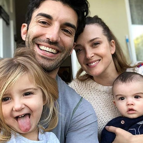 Justin Baldoni Interview on Being a Dad 2018