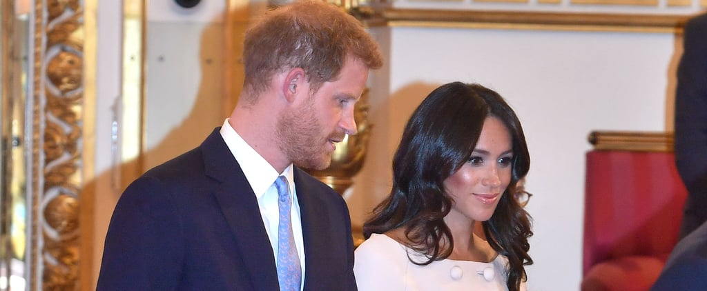 Meghan Markle's Slingback Heels With Bows