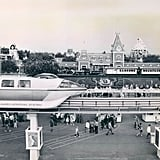 When it opened in 1959, the Disneyland Monorail was the first daily operating monorail in the Western Hemisphere.
