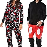 Disney Minnie Mouse Long Sleeve One Piece Pajama