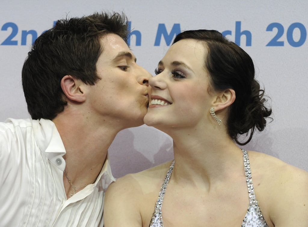 Tessa Virtue and Scott Moir Pictures